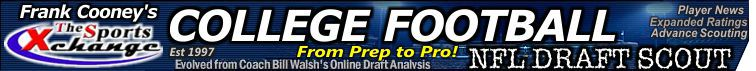 NFL Draft Scout - Powered By: The SportsXchange