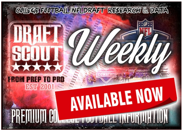Draft Scout Weekly 2020